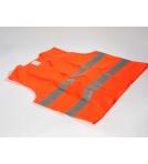 Veiligheidsvestjes EN ISO 20471 Oranje